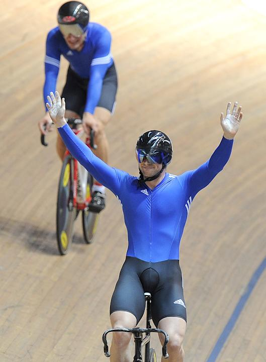 Cycling - British National Track Championships - Day Five - National Cycling Centre