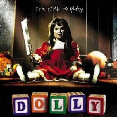 Creepy Movie Dolls - Dolly Dearest