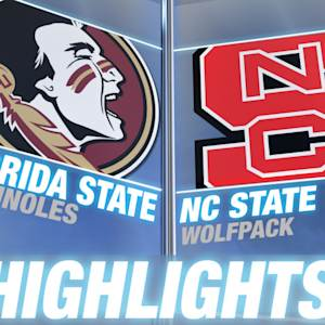 Florida State vs NC State | 2014 ACC Football Highlights