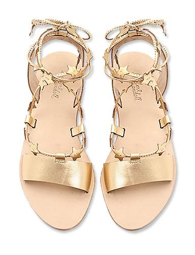 Embellished Star Sandals