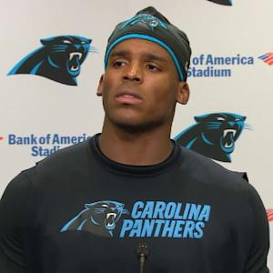 Carolina Panthers quarterback Cam Newton jokes about nicknames