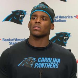 Carolina Panthers quarterback Cam Newton jokes about nicknames