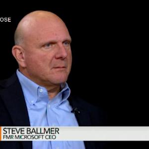 Ballmer: What I Would Do Differently at Microsoft