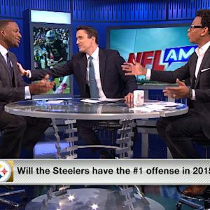 Will the Pittsburgh Steelers have the best offense in 2015?
