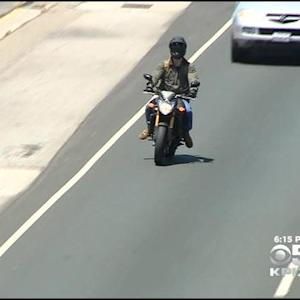 Lane-Splitting Guidelines Removed For California Motorcycle Riders