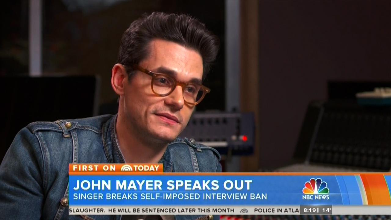 John Mayer Says He's a 'Recovered Ego Addict' (Whatever That Means)