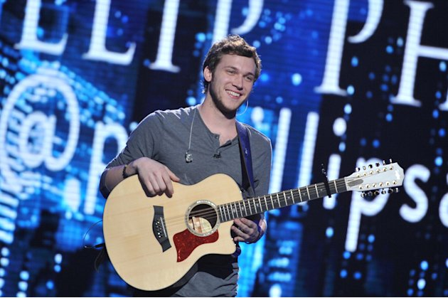 Phillip Phillips - 4/18/1 …