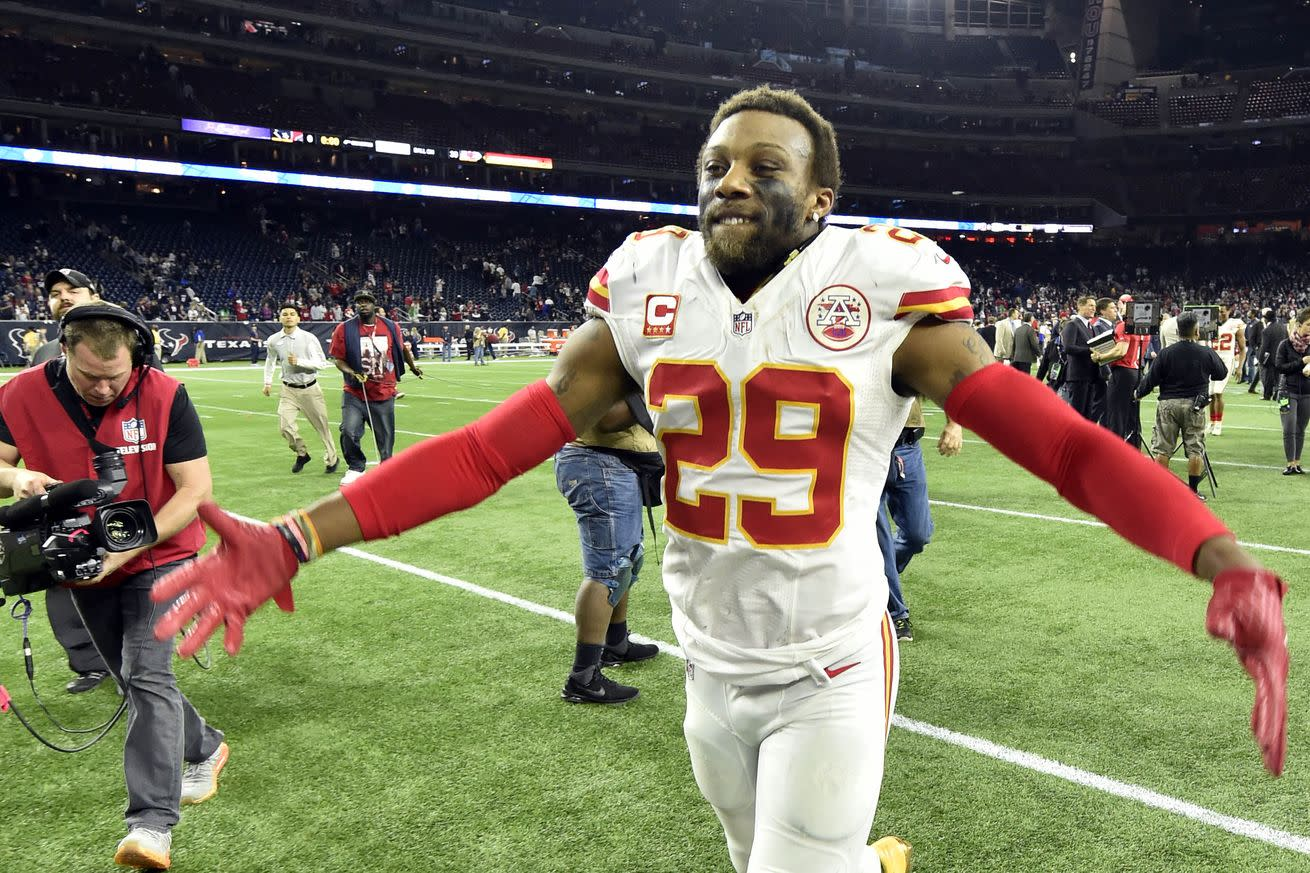 Eric Berry's return from cancer earns him Comeback Player of the Year honors