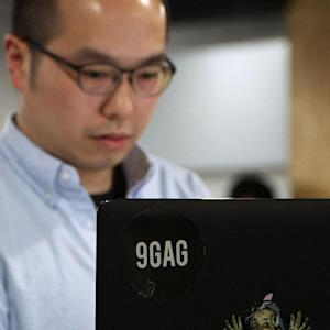 No Joke: Humor Website 9GAG's Viral Success