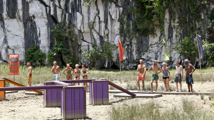 """Survivor: Caramoan - Fans vs. Favorites"" -- ""Zipping Over the Cuckoo's Nest"""