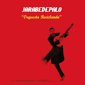 "This CD cover image released by Nacional Records shows the latest release by Jarabe de Palo, ""Orquesta Reciclando."" (AP Photo/Nacional Records)"
