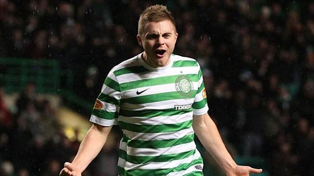 James Forrest (PA Photos)
