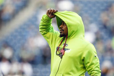 Marshawn Lynch's status for Seahawks, fantasy owners, won't be known until end of the week