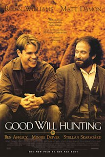 Poster of Good Will Hunting