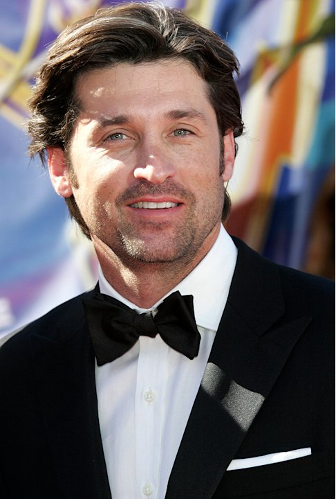 Patrick Dempsey at The 58th Annual Primetime Emmy Awards. 