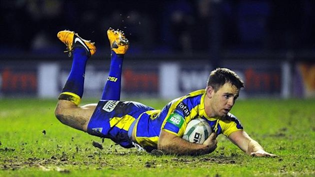 Richie Myler is battling to overcome a knee injury