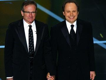 Robin Williams and Billy Crystal 76th Academy Awards - 2/29/2004