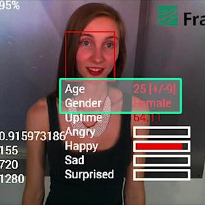 Google Glass app detects age, gender, mood, Ep. 172