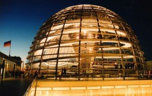 Reichstag, home of Germany's Parliament