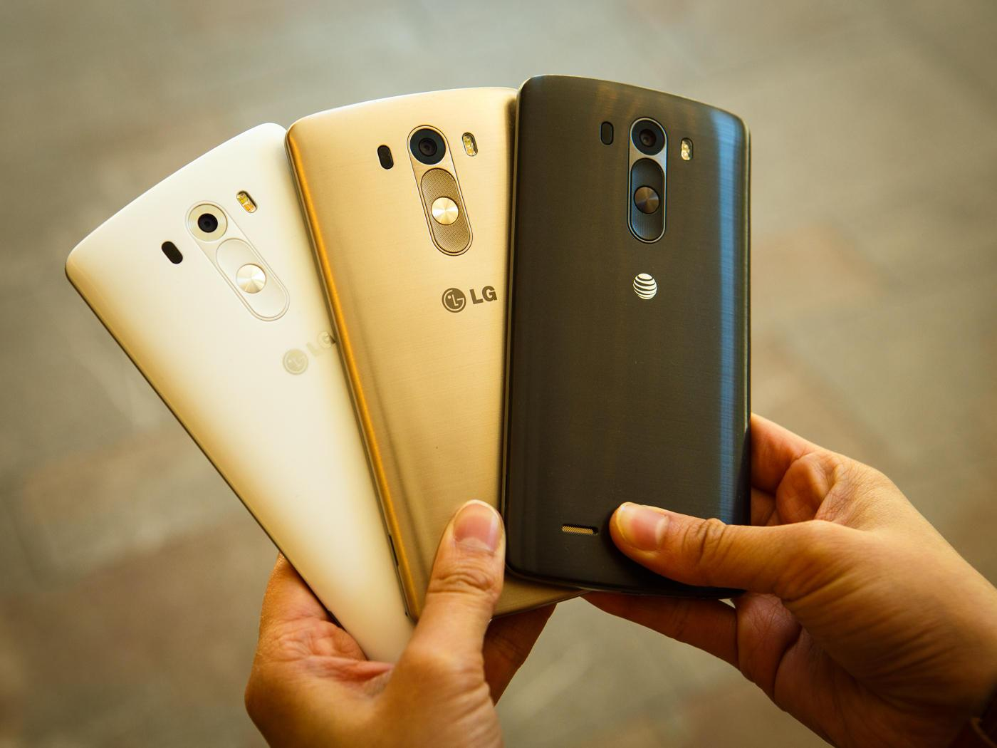 LG to sell new flagship G4 phone starting April 29
