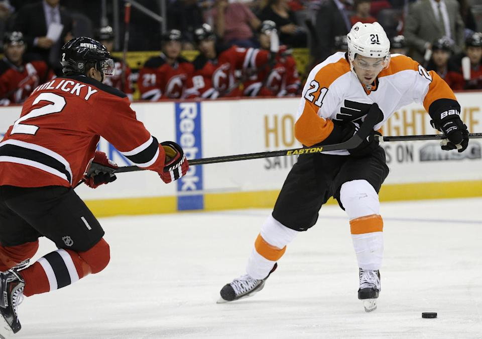 Devils earn 4-1 preseason win over Flyers