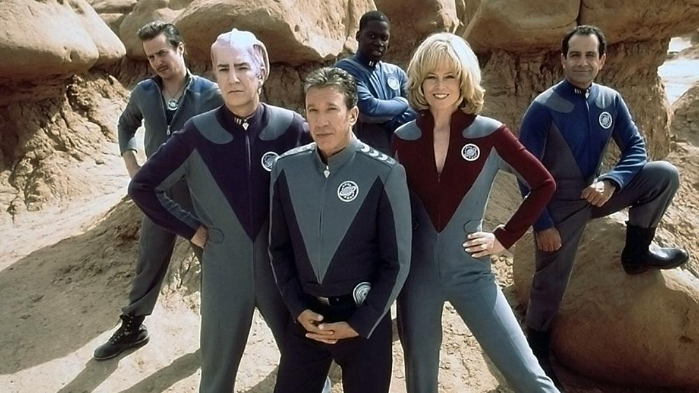 'Galaxy Quest' TV Series Takes Flight at Amazon