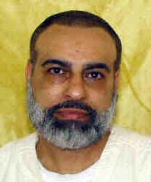 FILE - This undated file photo provided by the Ohio Department of Rehabilitation and Correction shows Abdul Awkal. Muslim inmates say the Ohio prison system is denying them meals prepared according to Islamic law, known as halal, while at the same time providing kosher meals to Jewish prisoners, according to a federal lawsuit that alleges a civil rights violation. Awkal says the prison system's failure to provide the halal meals is a restraint on his religious freedoms. (AP Photo/Ohio Department of Rehabilitation and Correction, File)