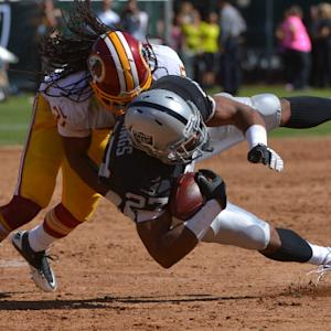 RADIO: An unwanted distraction for the Redskins