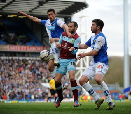 Soccer - npower Football League Championship - Blackburn Rovers v Burnley - Ewood Park