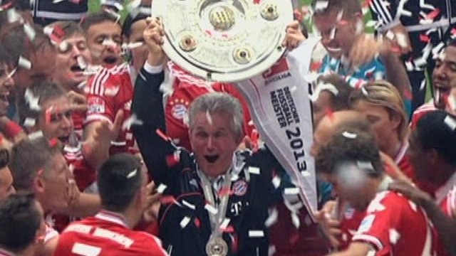 Heynckes ahead of last Bundesliga match