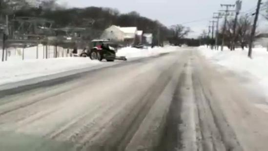 Clean-up underway after latest winter storm