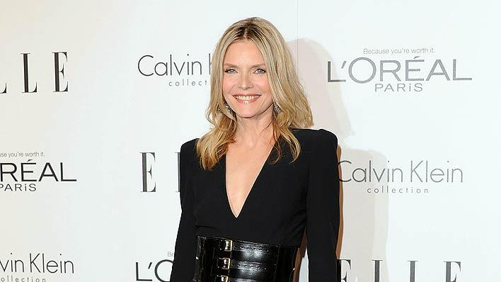 Michelle Pfieffer ELLE Women In Hollywood Awards