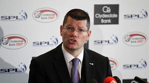 Neil Doncaster is optimistic that the changes made to Scottish football will raise the profile of the game