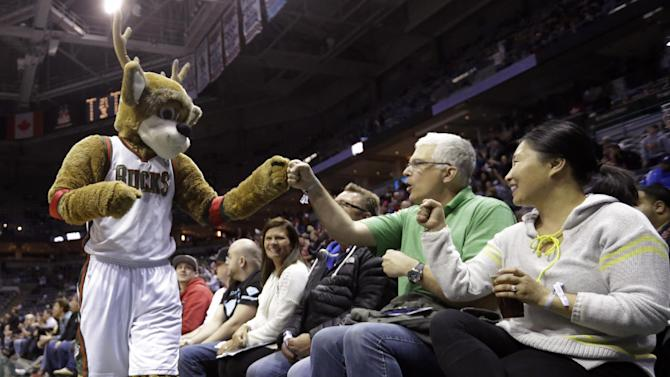 Bucks pack up, await future with new owners