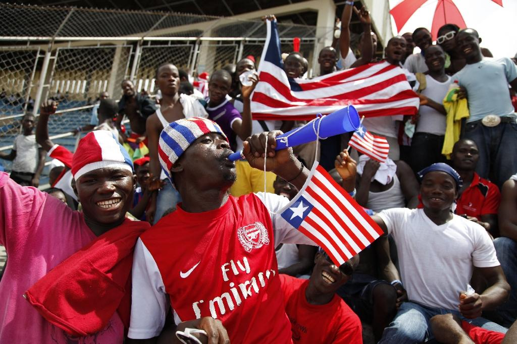 Liberian Jebor is World Cup hat-trick hero
