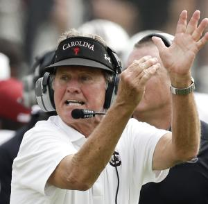 Spurrier prepping for life after Clowney