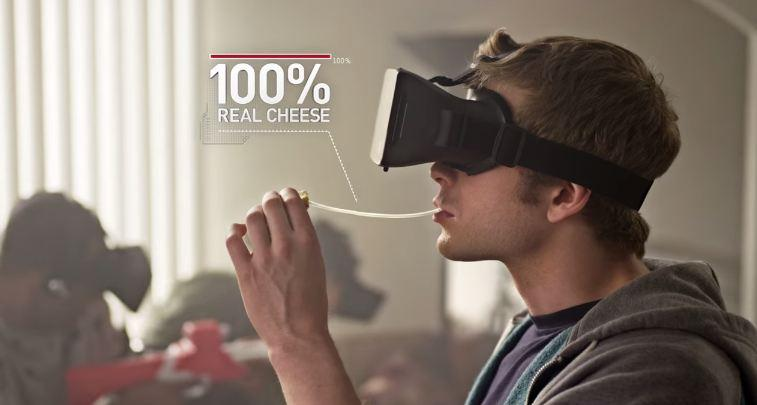 The Future of VR Video Games, According to Hot Pockets