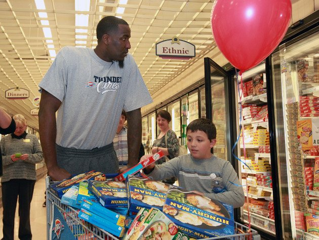 CaC: You are so bad at groceries, KENDRICK PERKINS