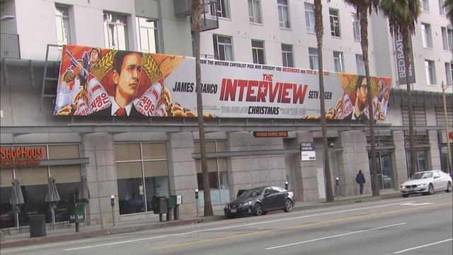 """Moviegoers flock to """"The Interview"""""""