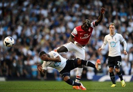 Soccer - Barclays Premier League - Tottenham Hotspur v Arsenal - White Hart Lane