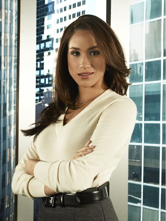 Meghan Markle stars as Rachel Lane on &quot;Suits.&quot;