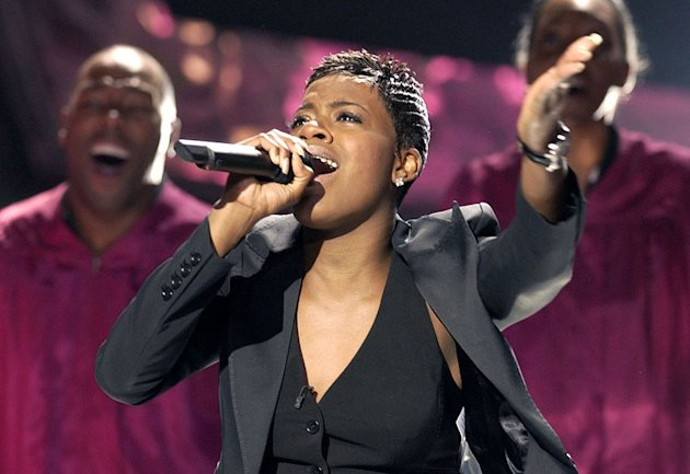 "Fantasia Barrino is the winner of season 3 of ""American Idol."""