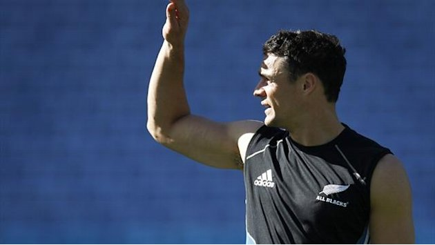 Rugby - Carter expected back as New Zealand aim even higher