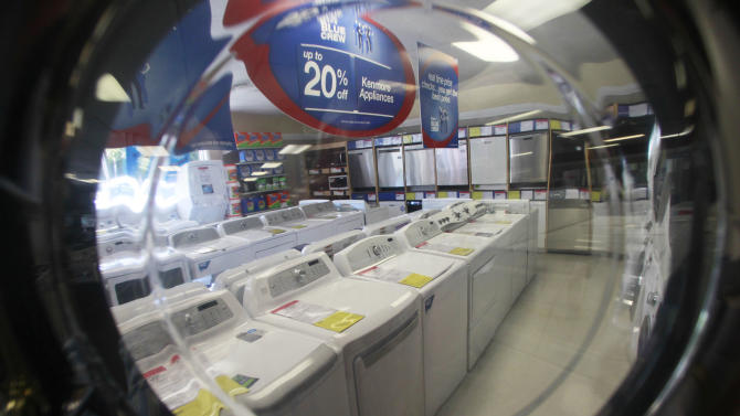 US durable-goods orders fall 2 pct. in October