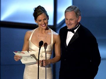 Jennifer Garner, Victor Garber 55th Annual Emmy Awards - 9/21/2003