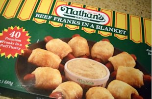 Nathan's Pigs in a Blanket
