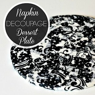 Design your own elegant plates.