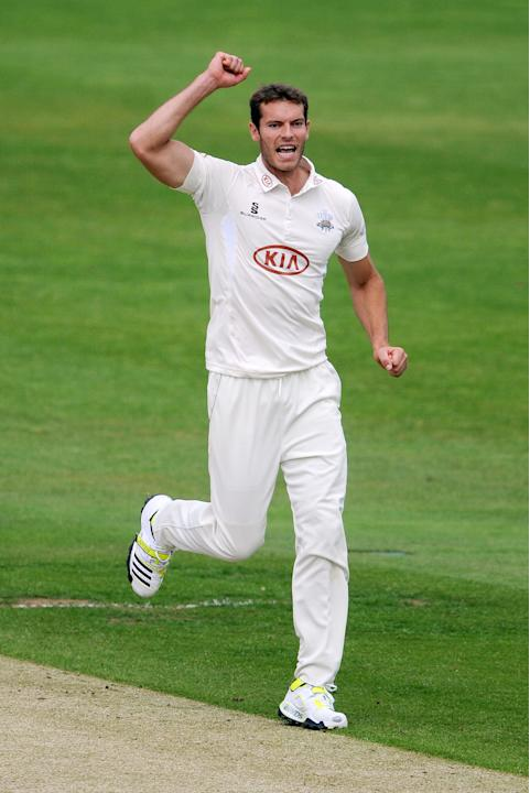 Cricket - Chris Tremlett File Photo