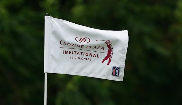 Crowne Plaza Invitational at Colonial - Round One