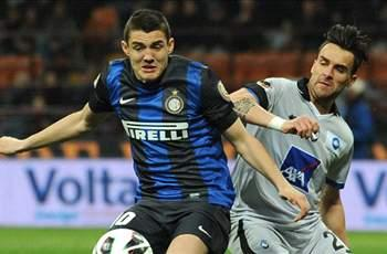 Inter 3-4 Atalanta: Denis hits hat trick in San Siro spectacular